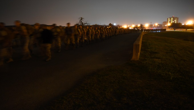 11-day, 830-mile ruck march honors fallen special tactics Airmen