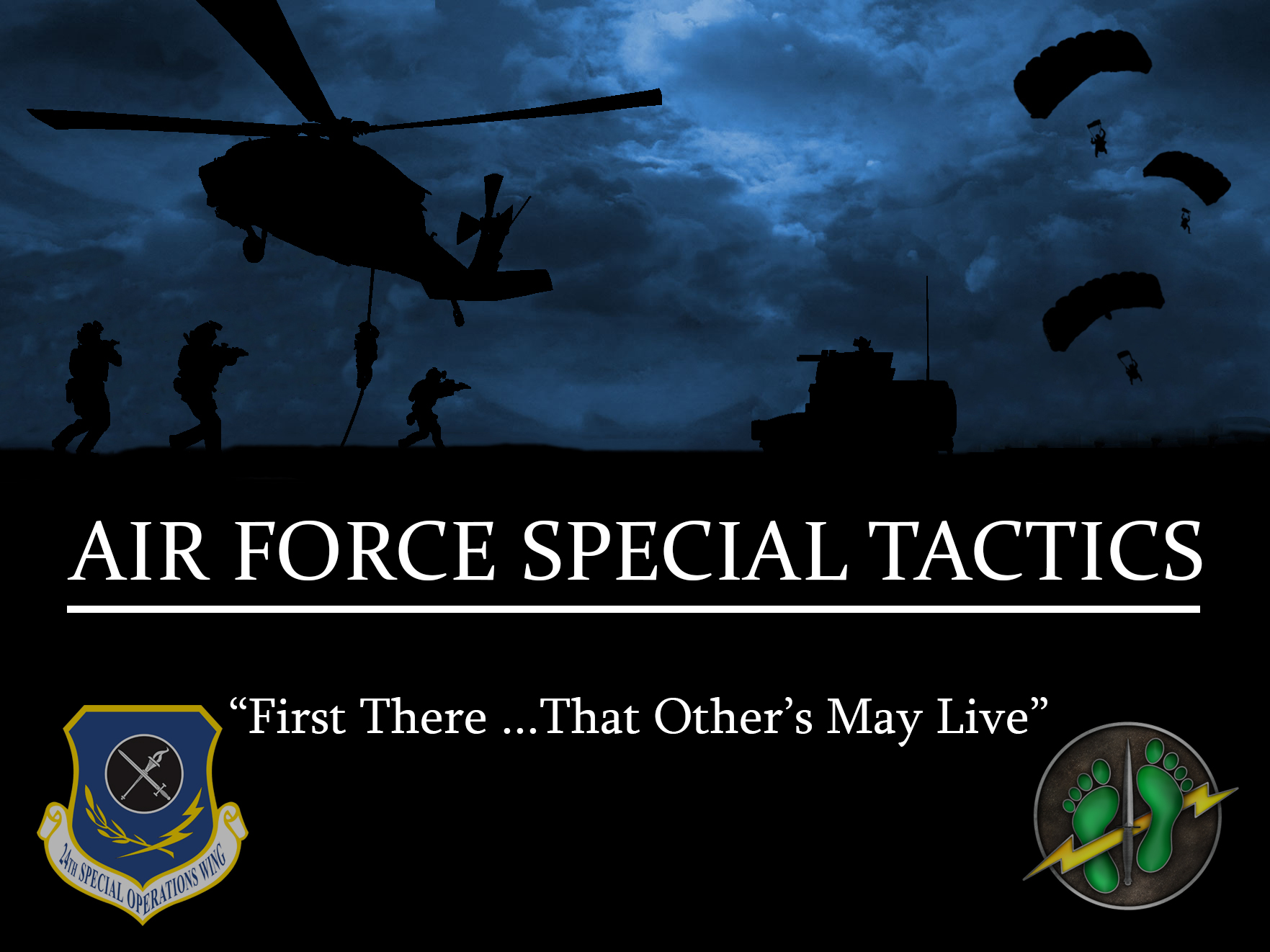 Air Force Special Tactics (24 SOW)